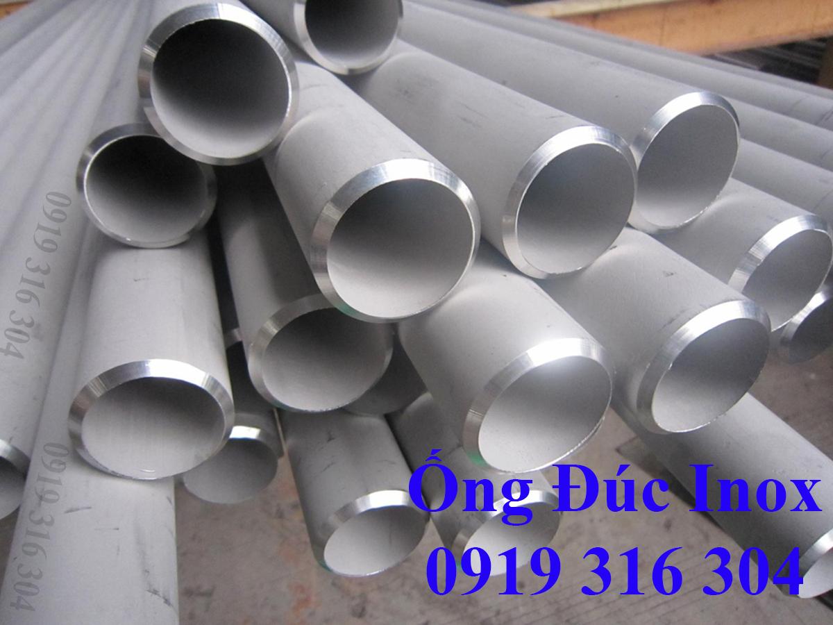 ống inox đúc 304 2B