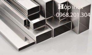 Hộp vuông 10x20 inox 304|201 giá rẻ, cắt lẻ ở Bình Phước, Bình Dương【HINOX】